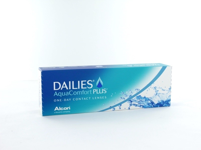 Dailies Aqua Comfort Plus, 30er Box